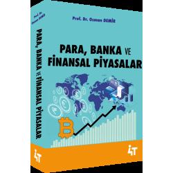 PARA BANKA VE FİNANSAL PİYASALAR