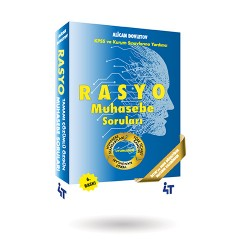 RASYO MUHASEBE SORULARI (6. BASKI)