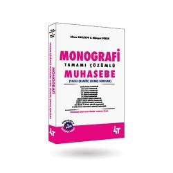 MONOGRAFİ TAMAMI ÇÖZÜMLÜ MUHASEBE YAZILI (KLASİK) SORULAR 2.BASKI