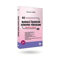 MAHALLİ İDARELER GÖREVDE YÜKSELME SORU BANKASI 2.BASKI