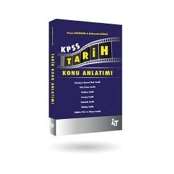KPSS TARİH KONU ANLATIMI (1. BASKI)