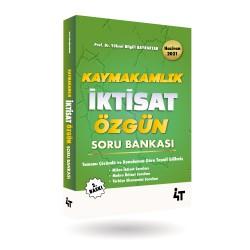 KAYMAKAMLIK İKTİSAT ÖZGÜN SORU BANKASI 2.BASKI
