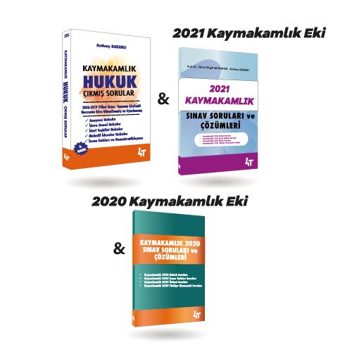 KAYMAKAMLIK HUKUK ÇIKMIŞ SORULAR 2.BASKI