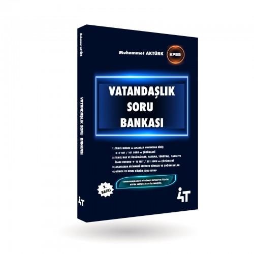 VATANDAŞLIK SORU BANKASI 2 BASKI