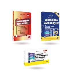 KPSS VATANDAŞLIK SORU SETİ