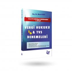 VERGİ HUKUKU & TVS DENEMELERİ