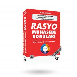 RASYO MUHASEBE SORULARI (4. BASKI)