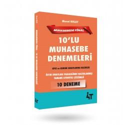 MUHASEBEDE FİNAL - 10'LU MUHASEBE DENEMELERİ