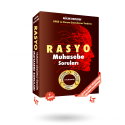 RASYO MUHASEBE SORULARI (5. BASKI)