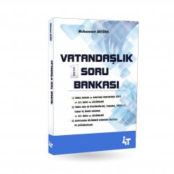 KPSS VATANDAŞLIK SORU BANKASI