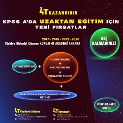 KPSS - A KARMA PAKET 2 (OFFLİNE + ONLINE PAKET KİTAPLAR HARİÇ)