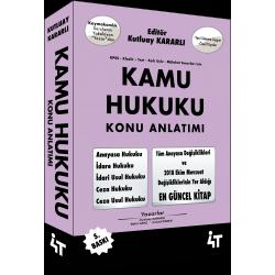 KAMU HUKUKU KONU ANLATIMI (5. BASKI)