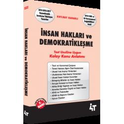 İNSAN HAKLARI VE DEMOKRATİKLEŞME (3. BASKI)