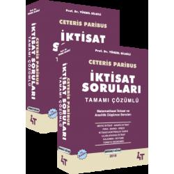 CETERİS PARİBUS-İKTİSAT SORULARI TAMAMI ÇÖZÜMLÜ (14. BASKI)
