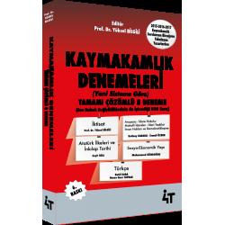 KAYMAKAMLIK DENEMELERİ 6. baskı