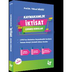KAYMAKAMLIK İKTİSAT ÇIKMIŞ SORULAR 2. BASKI